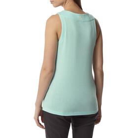 Craghoppers NosiLife Allesa Mouwloos Shirt Dames, capri blue